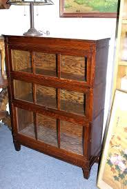 Lawyers Bookcase Plans Globe 3 4 Size 5 Stack Bookcase Quarter Oak Grade Gunn Stacking