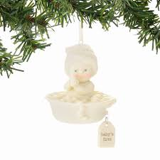 baby s snowbabies collectible ornament item