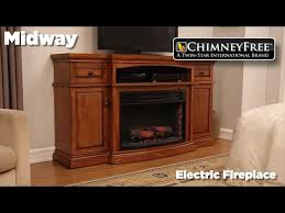 Infrared Electric Fireplace Chimneyfree 60