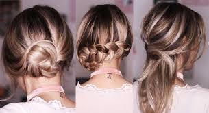 Hochsteckfrisurenen Mittellange Haar Zum Nachmachen by 3 Frisuren Für Mittellanges Haar Segattini