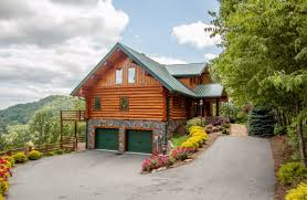 imaculate canadian log home furnished