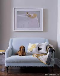 Yellow And Gray Bedroom by Blue Rooms Martha Stewart