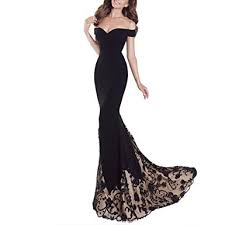 maxi dresses uk ishine women s mermaid formal evening party maxi dresses prom gown