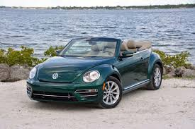 volkswagen beetle white convertible 2017 volkswagen beetle convertible test drive review autonation