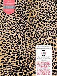 Leopard Print Runner Rug Animal Print Runner Rugs Newyeargreetings Co