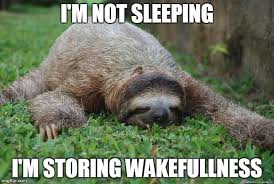 Fitness Sloth Meme - mistborn storing wakefulness the cosmere and beyond pinterest