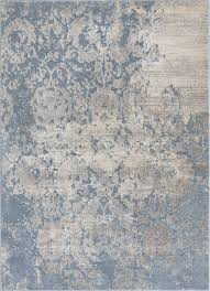 Modern Rugs Ora Blue Modern Rug Well Woven
