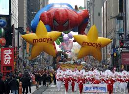 enjoy views of the macy s thanksgiving day parade from