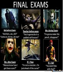 Memes About Final Exams - final exams by yayyo meme center