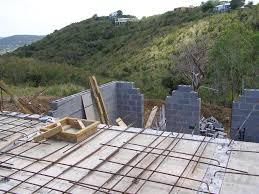 home building in the virgin islands march 2006