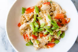 rice cuisine clean chicken fried rice a healthy fried rice recipe