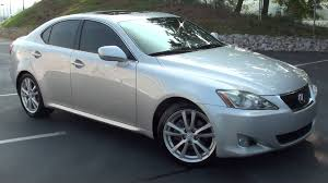 lexus is 250 tires price for sale 2006 lexus is 250 only 54k miles stk 11076c youtube