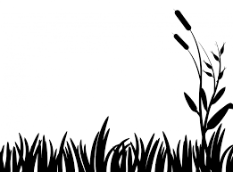 grass silhouette clipart stencils pinterest grasses