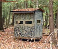 Ground Blinds For Deer Hunting 209 Best Hunting Blinds And Stands Images On Pinterest Deer