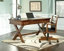 Wood Computer Desks For Home Office Solid Wood Home Office Desks Foter