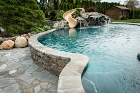 custom inground pool design and install oceanport nj