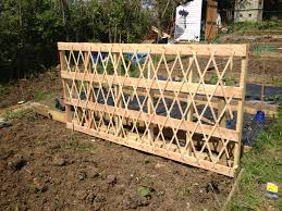 pallet martha u0027s kitchen garden
