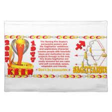 zodiac placemat zodiac snake gifts on zazzle