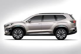 volkswagen atlas 7 seater this is subaru u0027s new viziv 7 mid size suv concept and it rivals