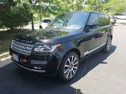 range rover back 2016 2016 range rover autobiography santorini tan rear executive