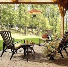 Patio Table Heaters Patio Heaters 8 To Keep Comfy Outdoors Bob Vila