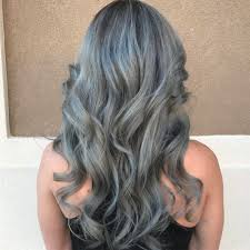 Grey Hair With Dark Highlights 22 Incredible Silver Hair Color Ideas In 2017