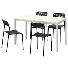 Dining Room Sets Ikea by Melltorp Adde Table And 4 Chairs Ikea