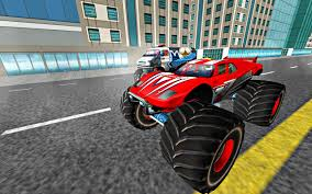 monster truck racing games 3d offroad monster truck racing highway driving 3d android apps