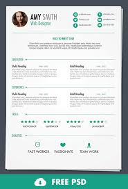 resume free templates free psd print ready resume template by ainsleyb on deviantart
