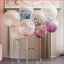 jumbo balloons jumbo confetti balloon with tassels buy jumbo confetti balloon
