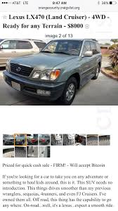 lexus lx470 touch up paint opinions please 03 lx470 worth buying ih8mud forum