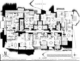 the mark floor plans scott finn u0026 associates