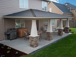 Cost Of Stamped Concrete Patio by Patio 15 Old Concrete Patio Ideas Old Cost As Wells As