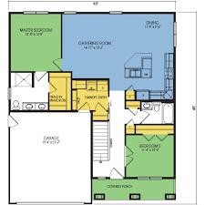 crestone floor plan 2 beds 2 baths 1285 sq ft wausau homes