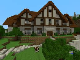 Pictures Of Big Houses House Archives Minecraft Gallery