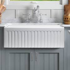 Empire Industries Olde London Reversible  X  Farmhouse - Farmhouse kitchen sink