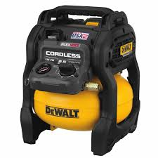 dewalt dcc2560t1 flexvolt 60v max 2 5 gallon cordless air co