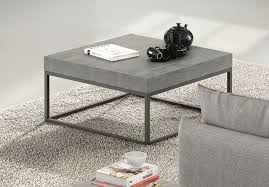Coffee Table Styles by Petra Square Coffee Table Style Our Home