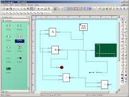 circuit electrical diagram component c and net source code