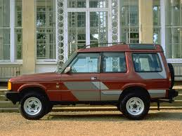 land rover discovery modified land rover discovery history