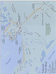 Ketchikan Alaska Map by Tongass National Forest Maps U0026 Publications