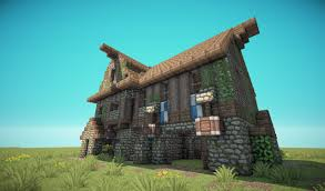 barn house medieval barn house minecraft project