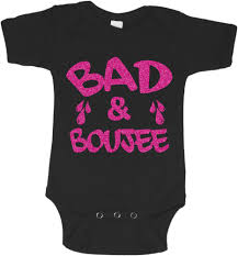 bad and boujee bad and boujee migos lil uzi vert glitter baby onesie u2013 ourt