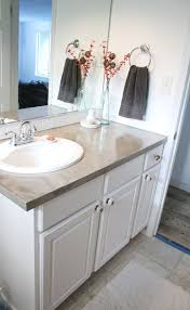 cheap bathroom countertop ideas 3 cheap and creative ideas for bathroom countertops 2693 home with