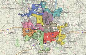 Alexandria On A Map Mapping City Council Districts Represent Columbus Council