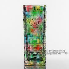 Crystal Glass Vase Popular Glass Vase For Bamboo Buy Cheap Glass Vase For Bamboo Lots