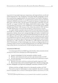 Mortgage Broker Resume 2 Evaluation Of The Respiratory Diseases Research Program