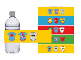 Batman Baby Shower Decorations 49 Best Superhero Baby Shower Images On Pinterest Superhero Baby
