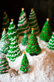 Christmas Tree Frosting Christmas Tree Rice Krispies Treats Cooking Classy