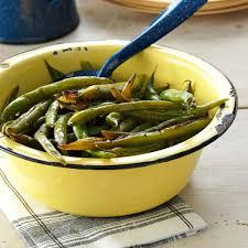 cajun thanksgiving grilled cajun green beans recipe taste of home